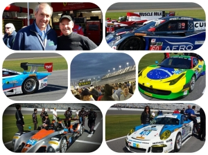 A few more highlights from   the grid area at Daytona International Speedway