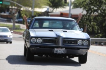 '67 GTO, piloted by Derek Torry and Pete